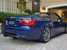 1 Carbon BMW E93 Trunk Deck Lip Spoiler P Convertible 328i 335i 2006-2010