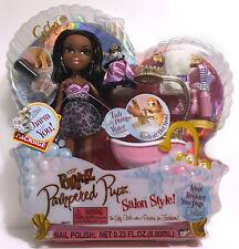 Bratz Pampered Pupz -Salon Style - SASHA Doll & Pup NIB, Rare, Hard to Find