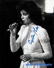 CYNTHIA GIBB.. The Karen Carpenter Story - SIGNED