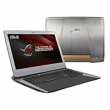 ASUS G752VY-GC083T Gaming Intel i7 16 GB 17.3 Full HD 1TB 256GB SSD GTX980M