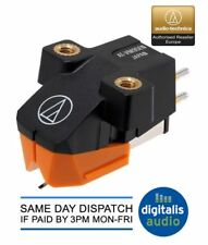 Genuine Audio Technica NEW AT-VM95EN Elliptical Nude Stereo Cartridge+Stylus
