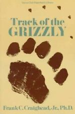 Track of the Grizzly, Frank C. Craighead Jr.,0871563223, Book, Acceptable