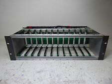 SSL SL616E 12 SPACE RACK FOR SL615E MIC LINE PREAMPS WITH BACK WIRINGS NEVE 5000