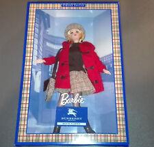 Barbie Burberry Blue Label Japan Exclusive NRFB!