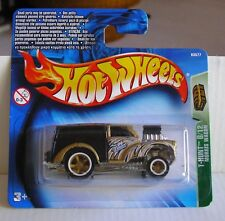HOT WHEELS - TREASURE HUNT - SHORT CARD - MORRIS WAGON - 8/12 - 108