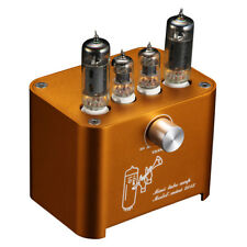 APPJ Mini2013 6J1+6P1 Vacuum Tube amplifier Mini Hifi Audio Integrated Tube AMP