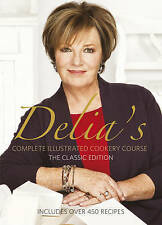 Delia's Complete Illustrated Cookery Course by Delia Smith (Hardback, 1989)