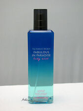 Victoria's Secret LIMITED EDITION FABULOUS IN PARADISE BODY MIST 8.4 FL OZ