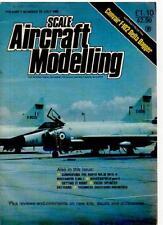SCALE AIRCRAFT MODELLING MAGAZINE - July 1985
