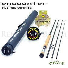 NEW - Orvis Encounter 8-weight 9' Fly Rod Outfit - Free Shipping