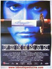 CRYING FREEMAN Pellicule Cinéma / Bande Annonce / Trailer 35 mm Mark Dacascos