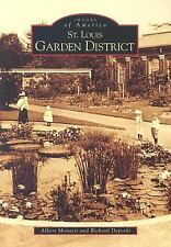 St. Louis Garden District  (MO)  (Images of America)