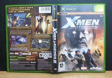 X-MEN LEGENDS II 2 L'ERA DI APOCALISSE - XBOX - PAL - Italiano - Usato