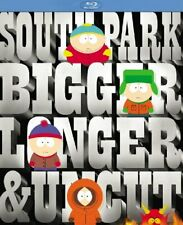 South Park: Bigger, Longer & Uncut [Blu-ray] With Slipcover