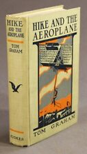 Tom Graham / Hike and the aeroplane First Edition 1912 Literature