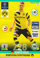 2014/15 Adrenalyn XL Champions League BORUSSIA DORTMUND Marco Reus MASTER No.117