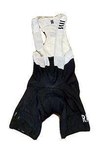 Rapha - Pro Team Bib Shorts - Black/White - Large