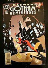 Batman Gotham Adventures #10 1999 Harley Quinn