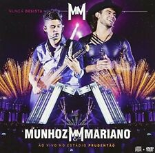 Munhoz Mariano - Ao Vivo No Estadio de Prudentao [New CD] Portugal - Import