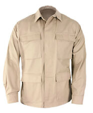 Propper Genuine Gear BDU Coat  Khaki 65/35 Twill Size 2XL Regular