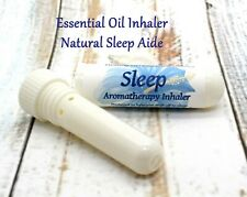 Insomnia or Sleep Issues Aromatherapy Nasal Inhaler - Natural Sleep Aid