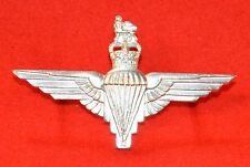 British Army. Parachute Regiment Genuine Officer's Cap Badge