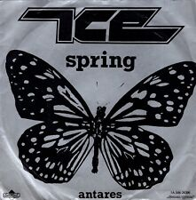 7inch ICE spring HOLLAND 1979 EX  PUNK NEW WAVE (S0533)