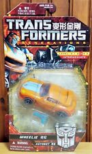 Transformers GDO Generations Deluxe Wheelie MOSC 2012 AFA