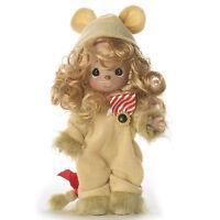 "Precious Moments 7"" Lion Wizard of OZ Vinyl Doll New 2199"