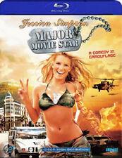 Major Movie Star NEW Cult Blu-Ray Disc Steve Miner Jessica Simpson Vivica A. Fox