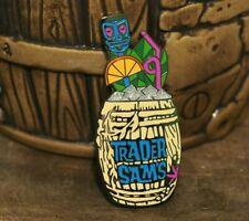 Trader Sam's - Shipwreck Barrel Tiki Mug - Disney Fantasy Pin LE GLOWING!