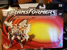 TRANSFORMERS RID ROBOTS IN DISGUISE PROWL - Card Back only