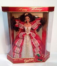 New! Happy Holiday Barbie Doll 1997 Special Edition Mint NRFB