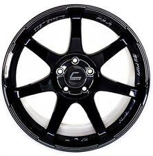 Cosmis Racing MR7 18X10 5X114.3 ET25 Black Rims (Set of 4)