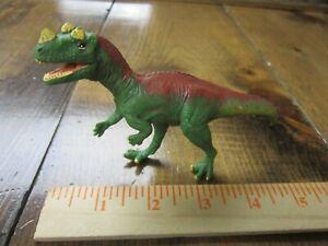 Wild Safari 1996 dinosaur model Ceratosaurus