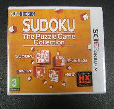 SUDOKU THE PUZZLE GAME COLLECTION   3DS NUOVO SIGILLATO PAL ITALIANO