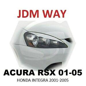 For ACURA RSX 2001-2005 Integra DC5 Eyebrows Eyelids Headlight