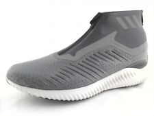 wholesale dealer c43b7 7675e Adidas Alphabounce Zip BW1385 Continental Mens Running Athletic Shoes Grey  US 12