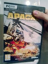 Apache: Air Assault - for PC WINDOWS - BRAND NEW FACTORY SEALED