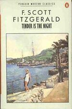 Tender is the Night (Modern Classics) By F. Scott Fitzgerald. 9780140082036