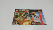 LEGO !! INSTRUCTIONS ONLY !! FOR  EXO FORCE 7708
