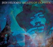 Jimi Hendrix - Valleys Of Neptune (NEW 2 VINYL LP)