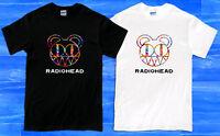 NEW Radiohead English Rock Band Men's T-Shirt Size S to 2XL