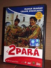 I DUE PARA' DVD Lucio Fulci Franco Franchi Ciccio Ingrassia .NUOVO SIGILLATO!!!