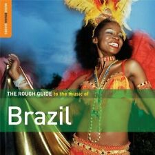 Various Artists - Rough Guide to the Music of Brazil CD (2007) New Sealed