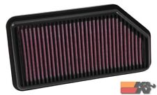 K&N Replacement Air Filter For KIA RIO L4-1.2L F/I 2014 33-3009