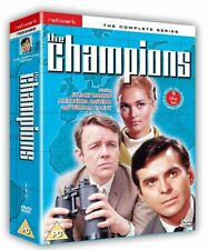 The Champions: The Complete Series Special Edition 1968 DVD Film TV Series New