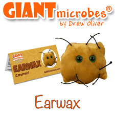 Giant Microbes Original Earwax Ear Wax Officially Licensed Giantmicrobes