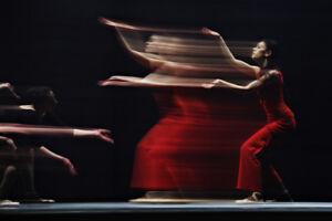 Worship by Suren Manvelyan Dance Art Print