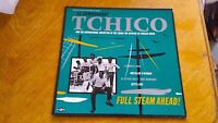 Tchico & Les Officiers Of African Music – Full Steam Ahead lp